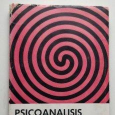 Libros de segunda mano: PSICOANÁLISIS Y PSICOTERAPIA ** FRIEDA FROMM-REICHMANN. Lote 207991746