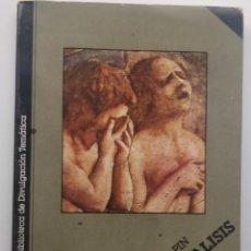 Libros de segunda mano: EL PSICOANÁLISIS JUSTIFICACIÓN DE FREUD ** VÍCTOR GÓMEZ PIN. Lote 208017222