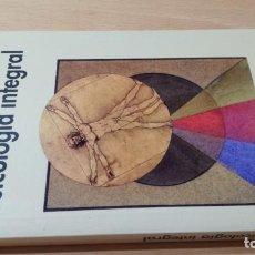 Libros de segunda mano: PSICOLOGIA INTEGRAL - KEN WILBER - KAIROS ESQ305. Lote 209289548