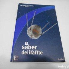 Libros de segunda mano: JACQUES-ALAIN MILLER Y OTROS EL SABER DELIRANTE Q1491T. Lote 209953807