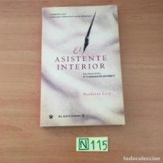 Libros de segunda mano: EL ASISTENTE INTERIOR. Lote 210800426