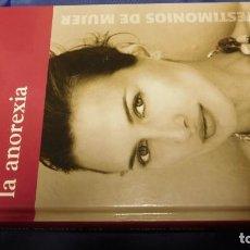 Libros de segunda mano: YO VENCI LA ANOREXIA, NIEVES ALVAREZ. Lote 211518197