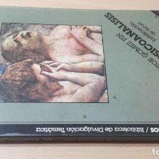 Libri di seconda mano: EL PSICOANALISIS - VICTOR GOMEZ PIN - JUSTIFICACION DE FREUD ZZ 503. Lote 213727248