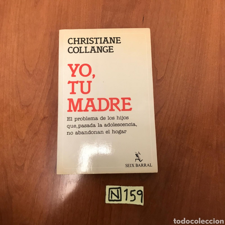 YO, TU MADRE (Libros de Segunda Mano - Pensamiento - Psicología)