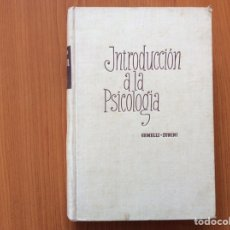 Libros de segunda mano: INTRODUCCIÓN A LA PSICOLOGÍA. GEMELLI Y ZUNINI.. Lote 215403742