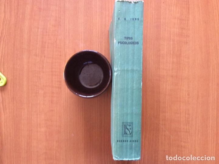 Libros de segunda mano: Tipos psicológicos. C.G. Jung - Foto 2 - 215403815