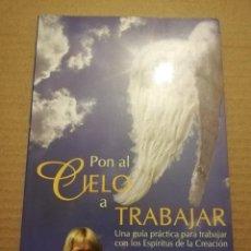Libros de segunda mano: PON AL CIELO A TRABAJAR (JEAN SLATTER). Lote 218115500