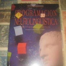 Libros de segunda mano: PROGAMACION NEUROLINGUISTICA DESAROLLO PERSONAL GUSTAVO. Lote 218491993