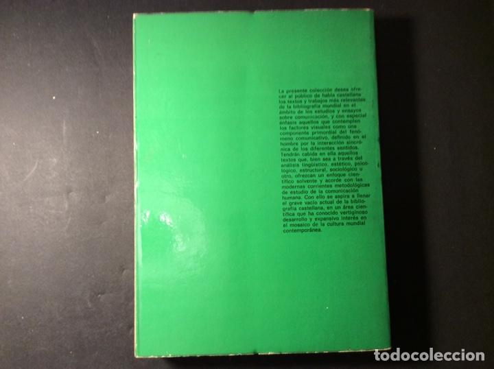 Libros de segunda mano: Psicología y artes visuales. Colección comunicación visual.GG - Foto 8 - 221319438