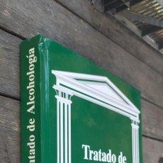 Libros de segunda mano: TRATADO DE ALCOHOLOGIA - J CUEVAS / M SANCHIS - DUPONT PHARMA / B004 / PSIQUIATRIA. Lote 221328032