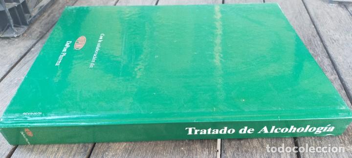 Libros de segunda mano: TRATADO DE ALCOHOLOGIA - J CUEVAS / M SANCHIS - DUPONT PHARMA / B004 / PSIQUIATRIA - Foto 2 - 221328032