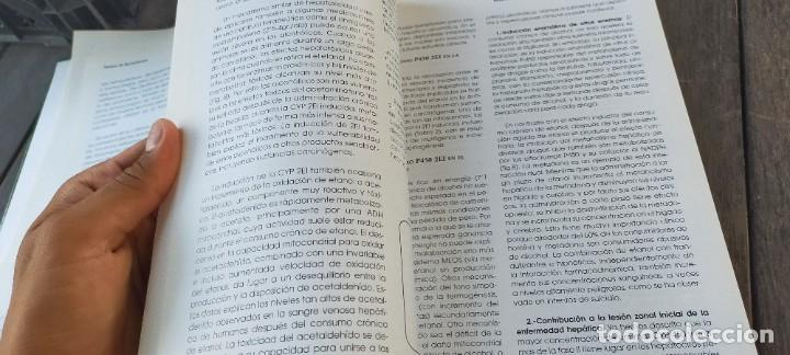 Libros de segunda mano: TRATADO DE ALCOHOLOGIA - J CUEVAS / M SANCHIS - DUPONT PHARMA / B004 / PSIQUIATRIA - Foto 9 - 221328032