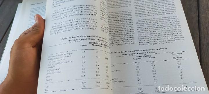 Libros de segunda mano: TRATADO DE ALCOHOLOGIA - J CUEVAS / M SANCHIS - DUPONT PHARMA / B004 / PSIQUIATRIA - Foto 11 - 221328032
