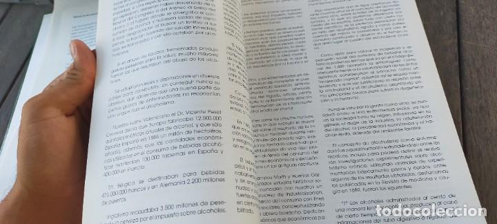 Libros de segunda mano: TRATADO DE ALCOHOLOGIA - J CUEVAS / M SANCHIS - DUPONT PHARMA / B004 / PSIQUIATRIA - Foto 13 - 221328032