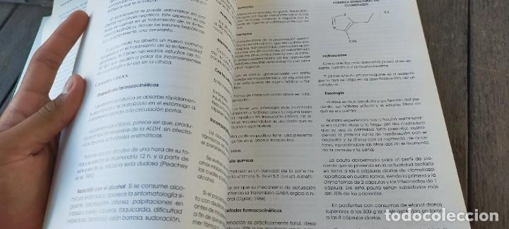 Libros de segunda mano: TRATADO DE ALCOHOLOGIA - J CUEVAS / M SANCHIS - DUPONT PHARMA / B004 / PSIQUIATRIA - Foto 14 - 221328032