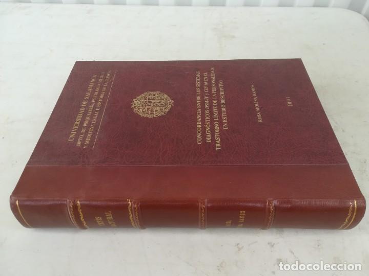 CONCORDANCIA SISTEMAS DIAGNOSTICOS DSM-IV Y CIE-10 UNIVERSIDAD SALAMANCA / ESQ702 / PSIQUIATRIA (Libros de Segunda Mano - Pensamiento - Psicología)