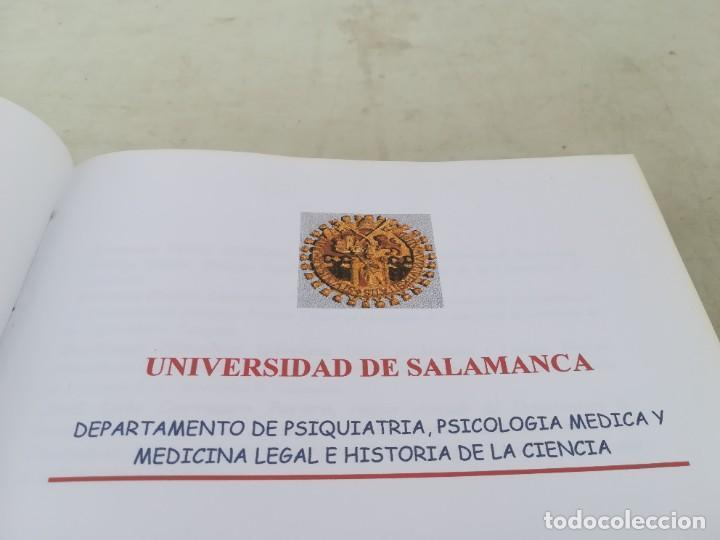 Libros de segunda mano: CONCORDANCIA SISTEMAS DIAGNOSTICOS DSM-IV Y CIE-10 UNIVERSIDAD SALAMANCA / ESQ702 / PSIQUIATRIA - Foto 4 - 221328081