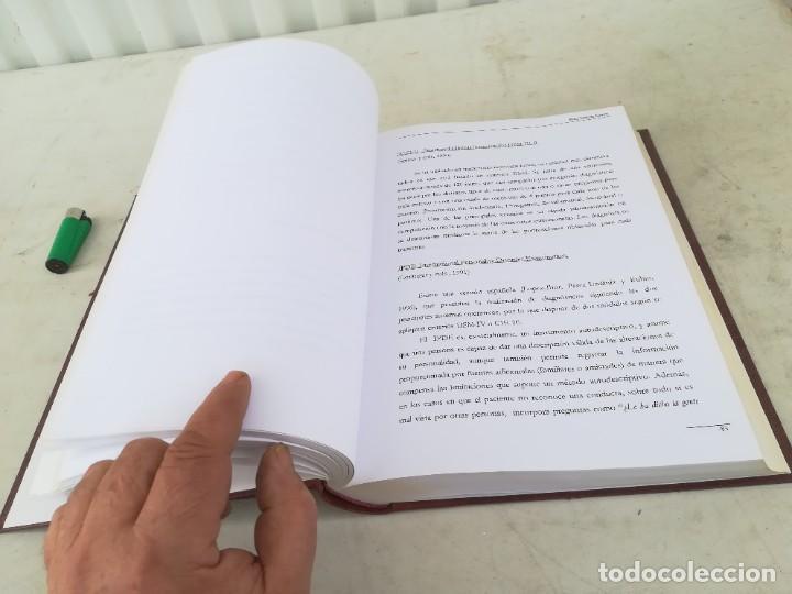 Libros de segunda mano: CONCORDANCIA SISTEMAS DIAGNOSTICOS DSM-IV Y CIE-10 UNIVERSIDAD SALAMANCA / ESQ702 / PSIQUIATRIA - Foto 10 - 221328081