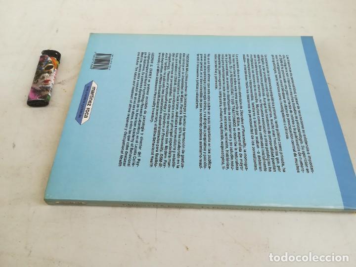 Libros de segunda mano: LA PERSONALIDAD Y SUS TRASTORNOS - THEODORE MILLON / GEORGE S EVERLY / ESQ704 / PSIQUIATRIA - Foto 2 - 221328872