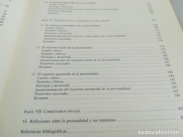 Libros de segunda mano: LA PERSONALIDAD Y SUS TRASTORNOS - THEODORE MILLON / GEORGE S EVERLY / ESQ704 / PSIQUIATRIA - Foto 14 - 221328872