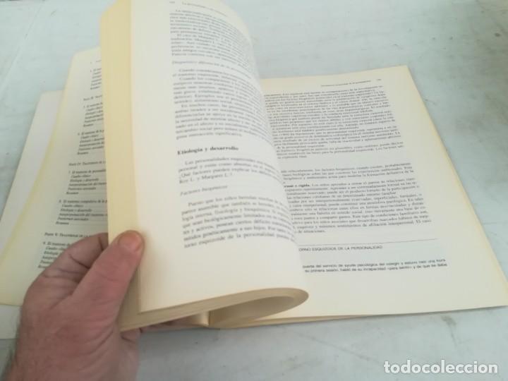 Libros de segunda mano: LA PERSONALIDAD Y SUS TRASTORNOS - THEODORE MILLON / GEORGE S EVERLY / ESQ704 / PSIQUIATRIA - Foto 16 - 221328872