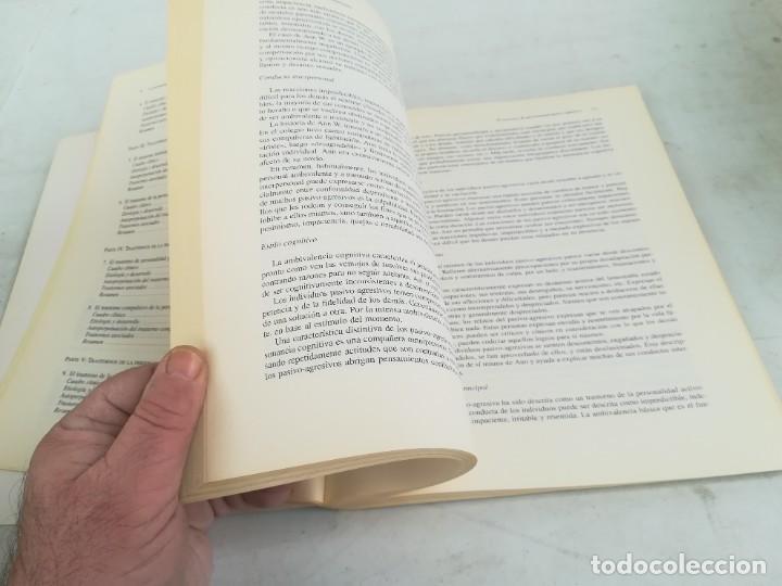 Libros de segunda mano: LA PERSONALIDAD Y SUS TRASTORNOS - THEODORE MILLON / GEORGE S EVERLY / ESQ704 / PSIQUIATRIA - Foto 17 - 221328872