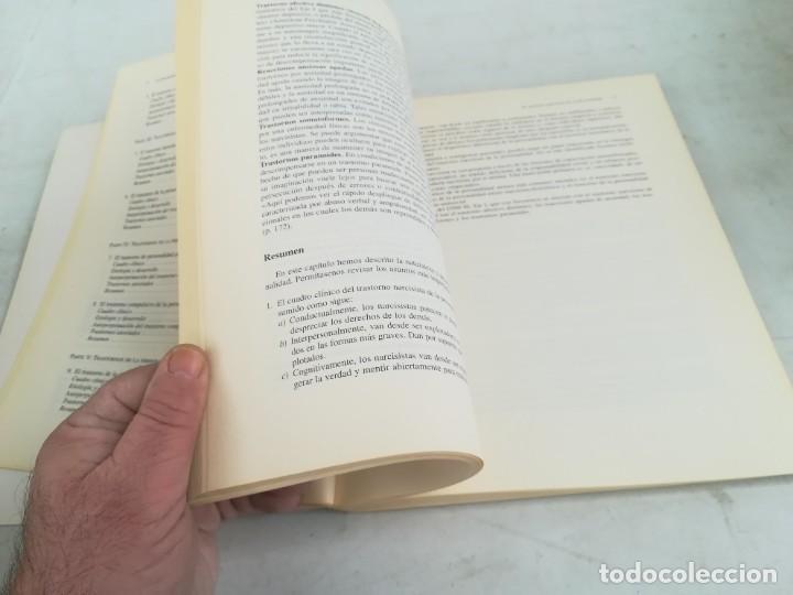 Libros de segunda mano: LA PERSONALIDAD Y SUS TRASTORNOS - THEODORE MILLON / GEORGE S EVERLY / ESQ704 / PSIQUIATRIA - Foto 18 - 221328872