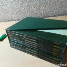 Libros de segunda mano: PSICOFARMACOLOGIA ESTUCHE 9 VOLUMENES ESPAXS / U406 / PSIQUIATRIA. Lote 221330211