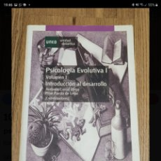 Libros de segunda mano: PSICOLOGIA EVOLUTIVA. VOLUMEN I. ANTONIO CORRAL.. Lote 221859142