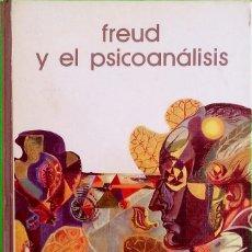 Libros de segunda mano: FREUD Y EL PSICOANÁLISIS - BIBLIOTECA SALVAT DE GRANDES TEMAS. Lote 222166182