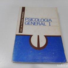 Libros de segunda mano: JOSÉ LUIS FERNÁNDEZ TRESPALACIOS PSICOLOGÍA GENERAL I Q3443T. Lote 223219491
