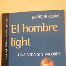 Libros de segunda mano: EL HOMBRE LIGHT. Lote 223286822