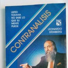 Libros de segunda mano: CONTRANALISIS USTED PUEDE LEONARDO STEMBERG. Lote 226284420