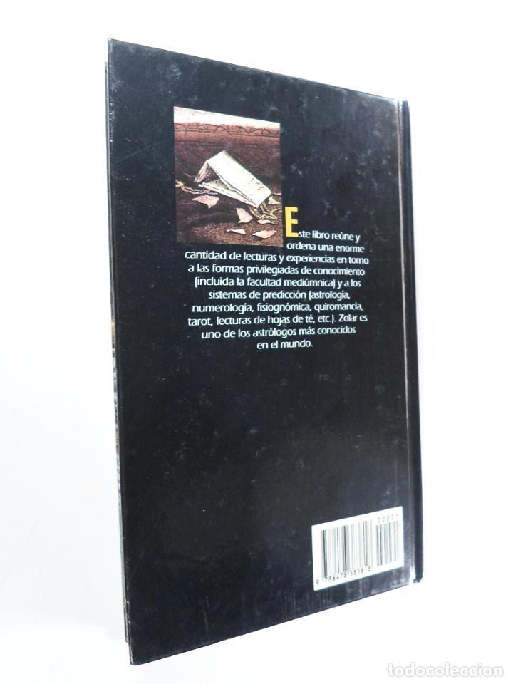 Libros de segunda mano: ENCICLOPEDIA DEL SABER ANTIGUO Y PROHIBIDO I ZOLAR - Foto 2 - 226341510