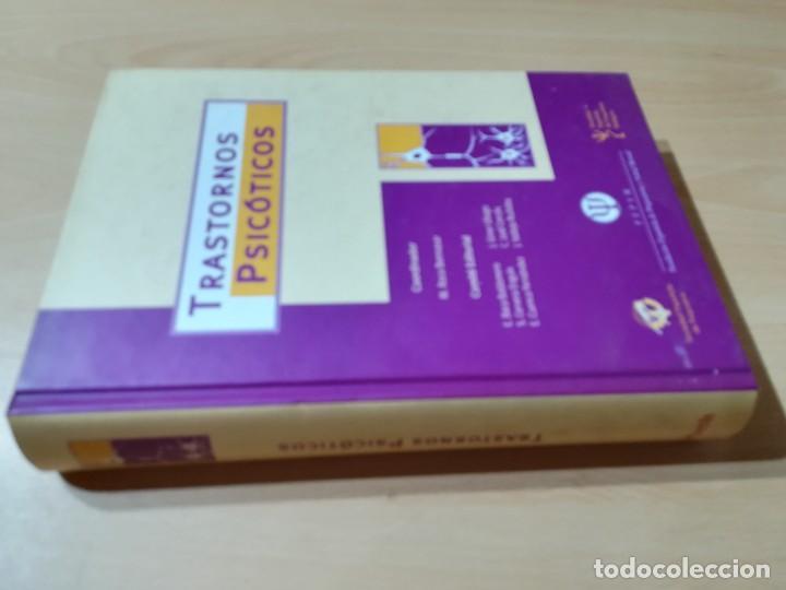 TRASTORNOS PSICOTICOS / ROCA BENNASAR Y OTROS / ARS / AE207 PSIQUIATRIA PSICOLOGIA (Libros de Segunda Mano - Pensamiento - Psicología)