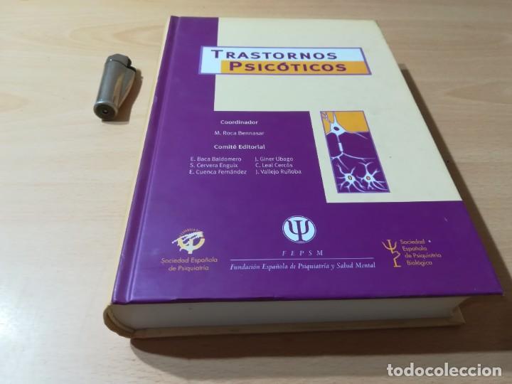 Libros de segunda mano: TRASTORNOS PSICOTICOS / ROCA BENNASAR Y OTROS / ARS / AE207 PSIQUIATRIA PSICOLOGIA - Foto 3 - 233572735