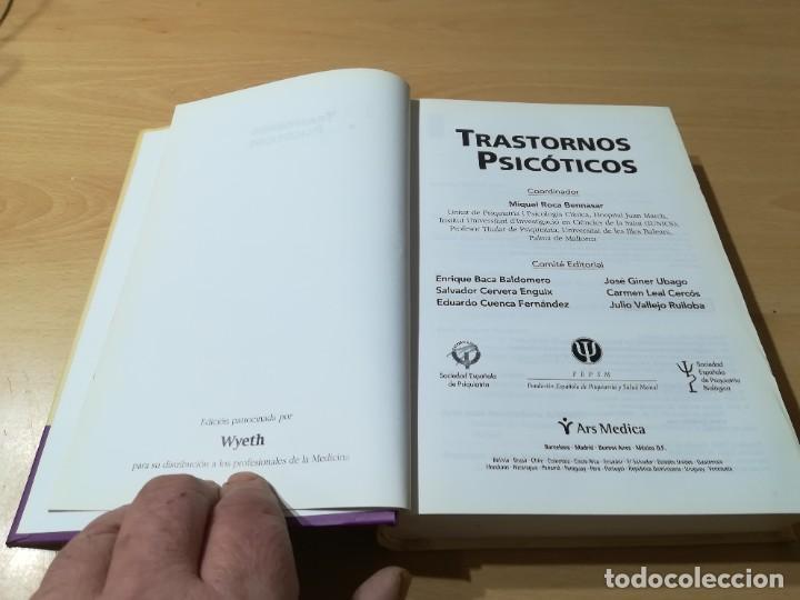 Libros de segunda mano: TRASTORNOS PSICOTICOS / ROCA BENNASAR Y OTROS / ARS / AE207 PSIQUIATRIA PSICOLOGIA - Foto 4 - 233572735