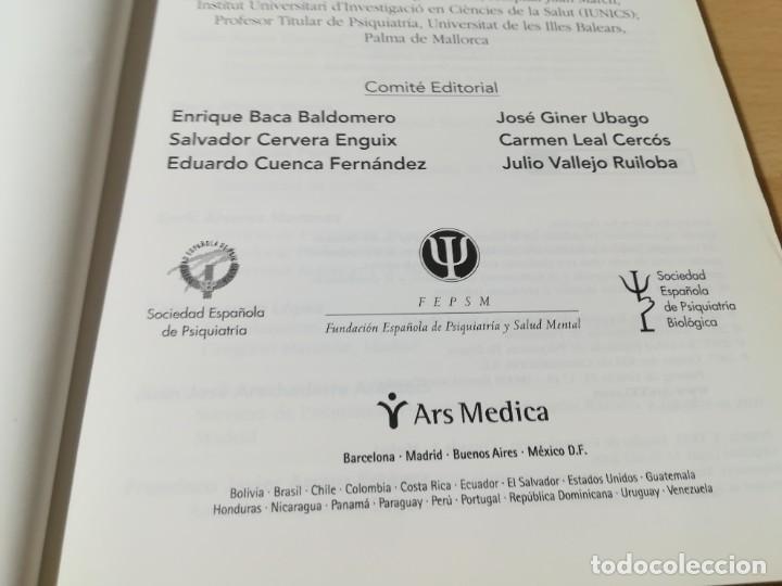 Libros de segunda mano: TRASTORNOS PSICOTICOS / ROCA BENNASAR Y OTROS / ARS / AE207 PSIQUIATRIA PSICOLOGIA - Foto 6 - 233572735