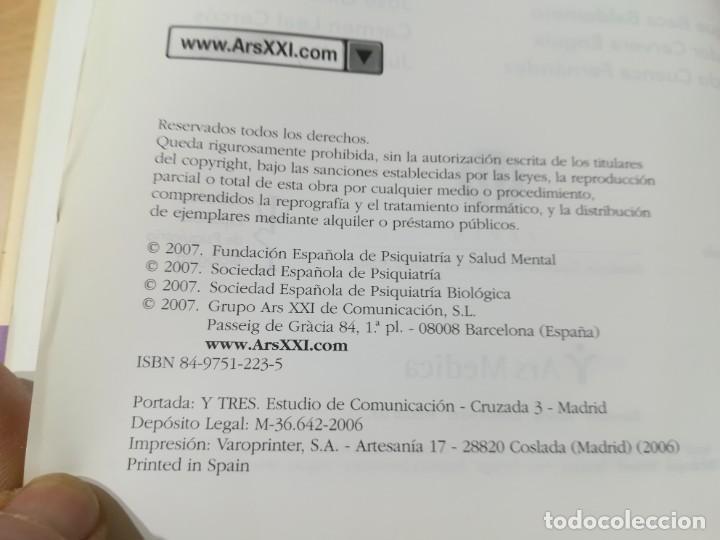 Libros de segunda mano: TRASTORNOS PSICOTICOS / ROCA BENNASAR Y OTROS / ARS / AE207 PSIQUIATRIA PSICOLOGIA - Foto 7 - 233572735