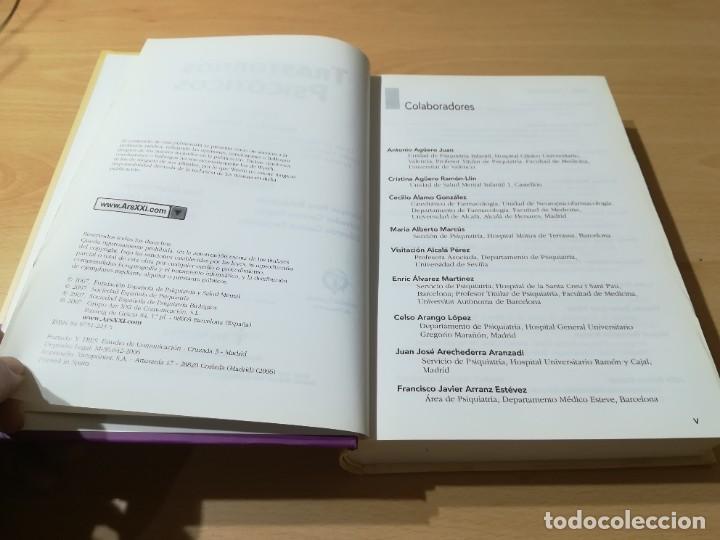 Libros de segunda mano: TRASTORNOS PSICOTICOS / ROCA BENNASAR Y OTROS / ARS / AE207 PSIQUIATRIA PSICOLOGIA - Foto 8 - 233572735