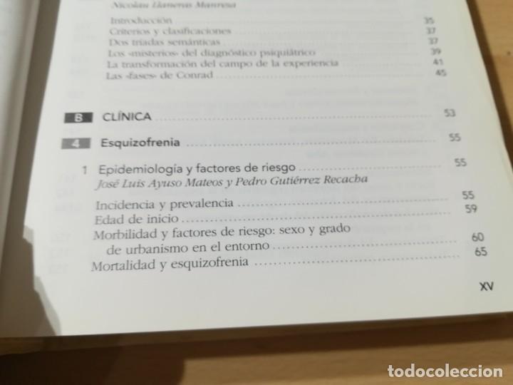 Libros de segunda mano: TRASTORNOS PSICOTICOS / ROCA BENNASAR Y OTROS / ARS / AE207 PSIQUIATRIA PSICOLOGIA - Foto 11 - 233572735
