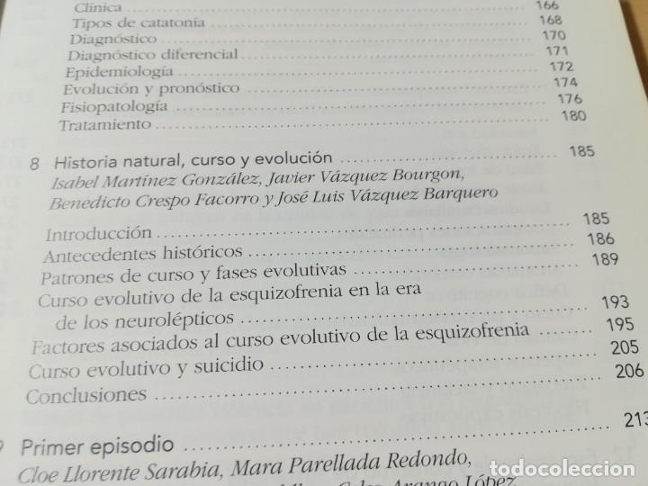 Libros de segunda mano: TRASTORNOS PSICOTICOS / ROCA BENNASAR Y OTROS / ARS / AE207 PSIQUIATRIA PSICOLOGIA - Foto 16 - 233572735