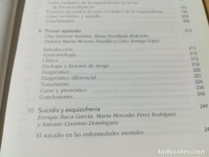Libros de segunda mano: TRASTORNOS PSICOTICOS / ROCA BENNASAR Y OTROS / ARS / AE207 PSIQUIATRIA PSICOLOGIA - Foto 17 - 233572735