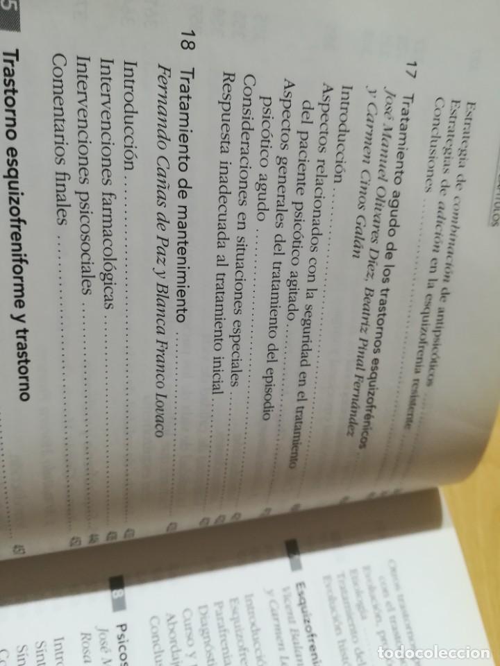 Libros de segunda mano: TRASTORNOS PSICOTICOS / ROCA BENNASAR Y OTROS / ARS / AE207 PSIQUIATRIA PSICOLOGIA - Foto 24 - 233572735