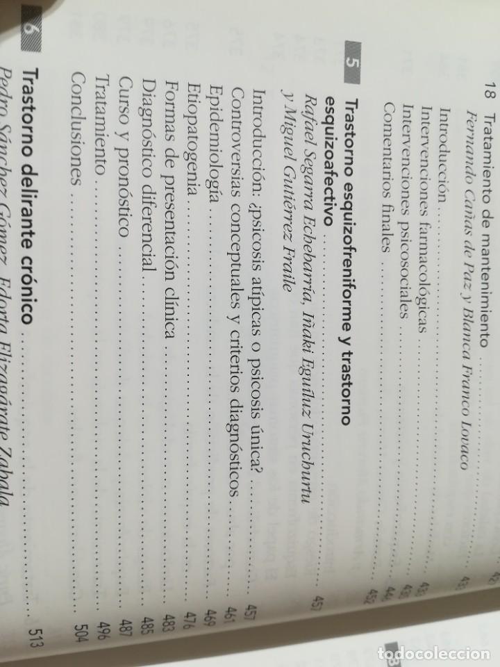 Libros de segunda mano: TRASTORNOS PSICOTICOS / ROCA BENNASAR Y OTROS / ARS / AE207 PSIQUIATRIA PSICOLOGIA - Foto 25 - 233572735