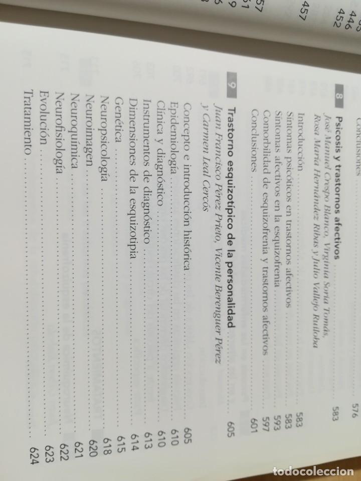 Libros de segunda mano: TRASTORNOS PSICOTICOS / ROCA BENNASAR Y OTROS / ARS / AE207 PSIQUIATRIA PSICOLOGIA - Foto 28 - 233572735