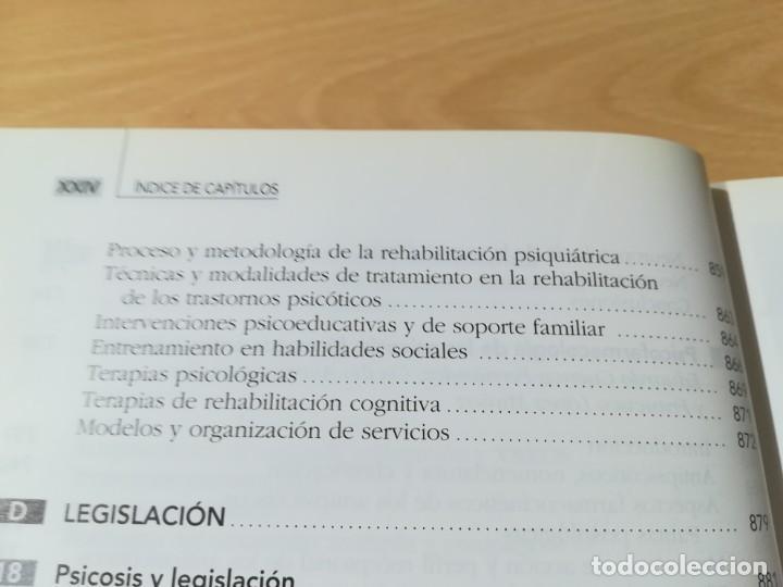 Libros de segunda mano: TRASTORNOS PSICOTICOS / ROCA BENNASAR Y OTROS / ARS / AE207 PSIQUIATRIA PSICOLOGIA - Foto 35 - 233572735