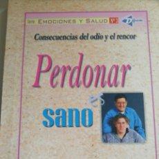 Libros de segunda mano: PERDONAR ES SANO. Lote 234649425