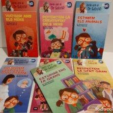 Libros de segunda mano: APRÈN AMB EL DR. ESTIVILL / DR. EDUARD ESTIVILL-MONTSE DOMÈNECH / ED: ARA LLIBRES / 7 TÍTULOS... Lote 236962375