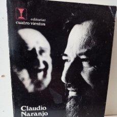 Libros de segunda mano: LA VIEJA Y NOVÍSIMA GESTALT. ACTITUD Y PRACTICA. -PSICOLOGÍA-CLAUDIO NARANJO.. Lote 237087400